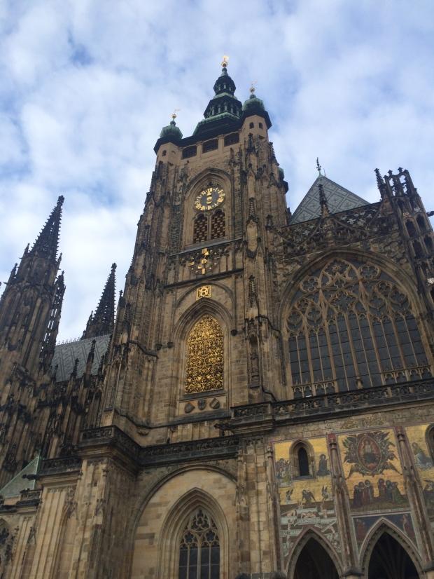 Prague castle 20 something detour