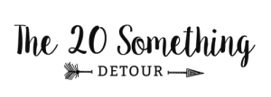 20 something detour logo