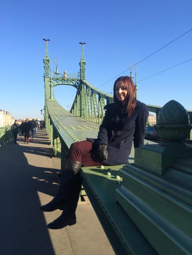 green bridge budapest