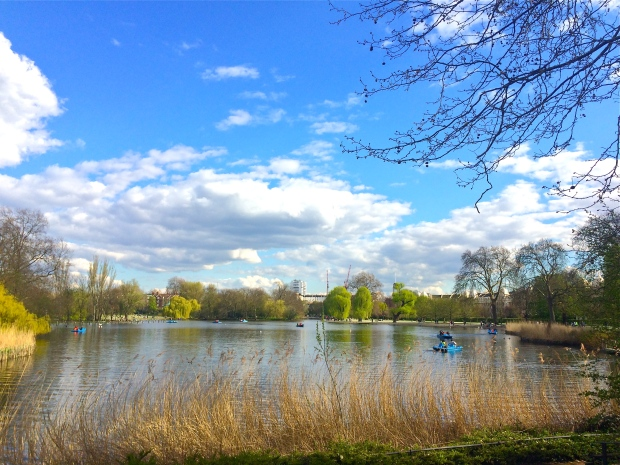 regents park london