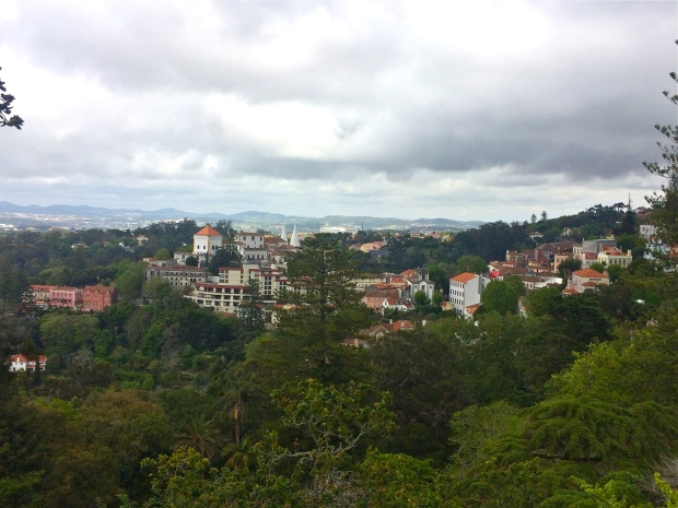 view sintra