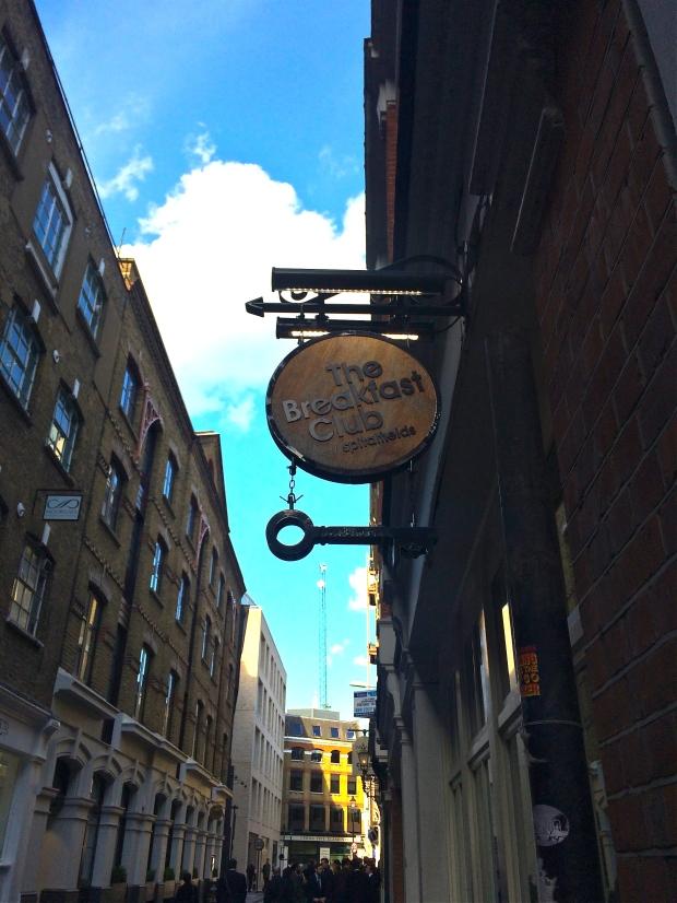 Hidden Bar The Breakfast Club