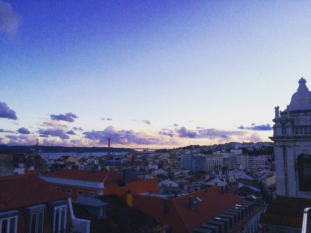 rooftop bar Park Lisbon