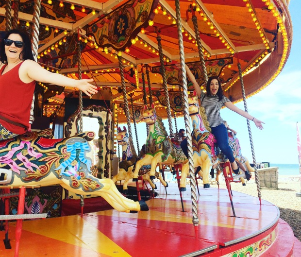 carousel brighton beach