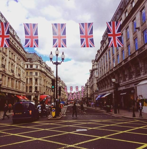 Regents Street London